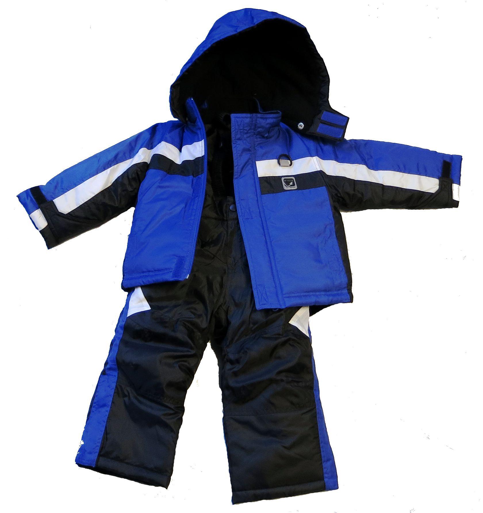 KINDER-Jungen-Maedchen-SKIANZUG-Schneeanzug-HIGHTECH-fashion-NEU